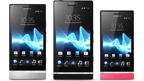 Sony Xperia P, Go ve E Dual için Android 4.1.2 Jelly Bean güncellemelesi yayınlandı Xperia S içinse Maysı'ta