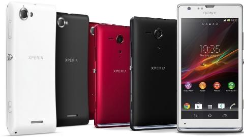 Sony Xperia SP Türkiye'de satışta