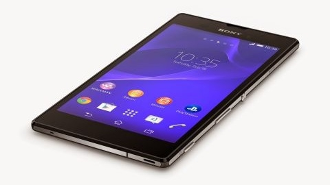 Sony'den lüks tasarımlı ultra ince akıllı telefon: Xperia T3