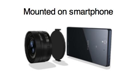 Sony, Xperia telefonları için harici kamera aparatı hazırlıyor