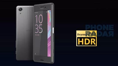 Sony, HDR ekrana sahip ilk telefon Xperia X Premium üzerinde çalışıyor