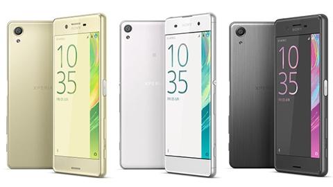 Kamera odaklı Sony Xperia X, XA ve X Performance tanıtıldı