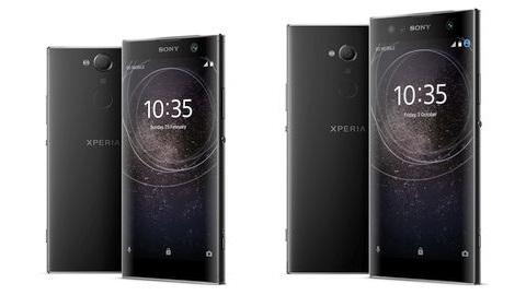 Sony Xperia XA2, XA2 Ultra ve L2 resmen tanıtıldı