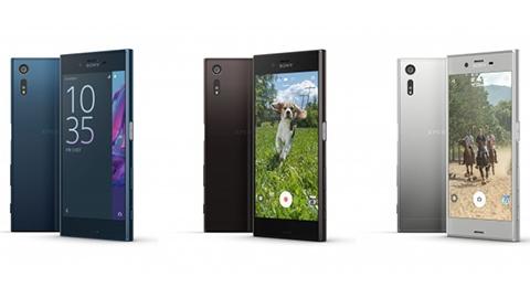 Sony Xperia XZ ve Xperia X Compact tanıtıldı