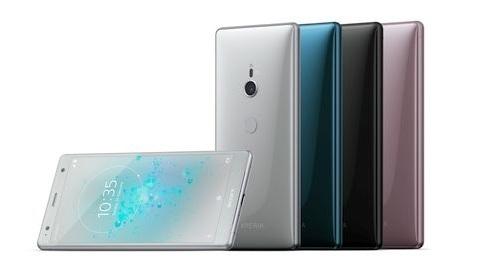 Sony Xperia XZ2 ve XZ2 Compact tanıtıldı