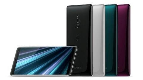 Sony, OLED ekranlı ilk telefonunu tanıttı