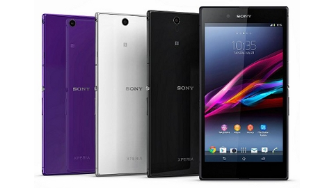 Sony Xperia Z Ultra resmen tanıtıldı