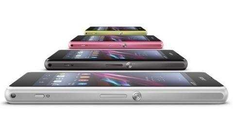 Sony'den 4,3 inçlik su geçirmez üst düzey telefon: Xperia Z1 Compact