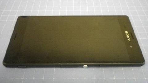 Sony Xperia Z3'ün yeni görüntüleri paylaşıldı