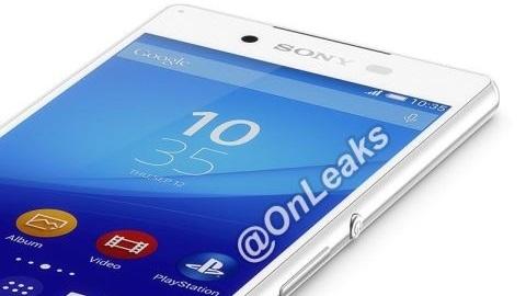 Sony Xperia Z4'e ait ilk basın görüntüsü
