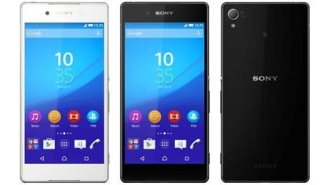 Sony Xperia Z4 resmiyet kazandı
