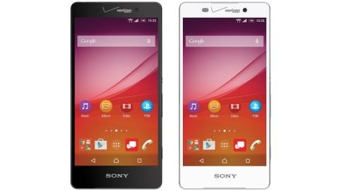 Quad HD ekranlı ilk Sony telefonu tanıtıldı: Xperia Z4v