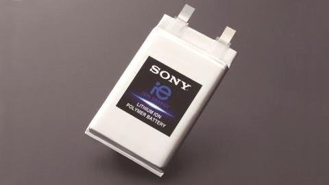 Sony, yüzde 40 daha yüksek kapasiteli bir pil teknolojisi geliştiriyor