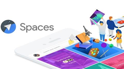 Spaces - Küçük grup paylaşımı Android Uygulaması