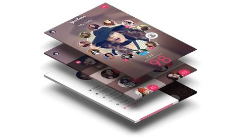 Spontana iOS Uygulaması