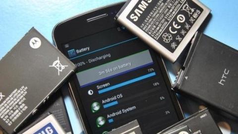 Yeni bir Lityum pil teknolojisi telefonların pil ömrünü ikiye katlıyor