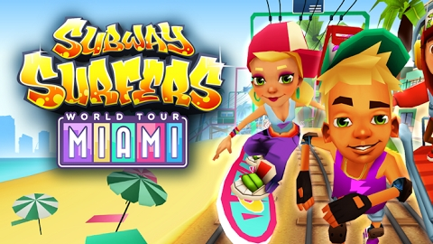Subway Surfers Android ve iPhone oyunu