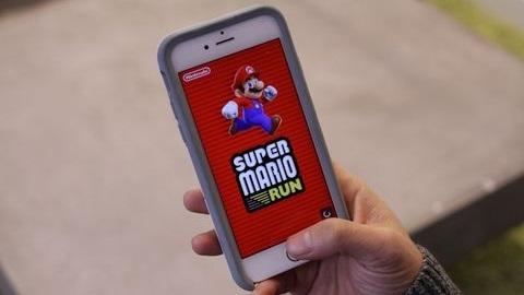 Super Mario Run ilk gününde indirme rekoru kırdı