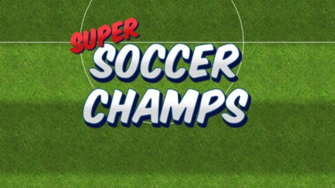 Super Soccer Champs 2013 iPhone ve Android oyunu