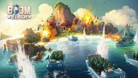 Clash of Clans'ın yapımcısından yeni Android oyunu: Boom Beach