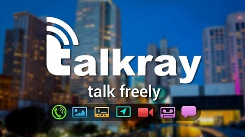 Talkray Android ve iOS uygulaması ile sesli mesajlarda HD kalitesi