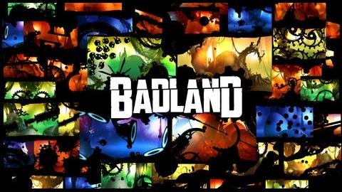 Tasarım ödüllü iOS oyunu Badland, çok yakında Android ve BlackBerry platformlarına geliyor