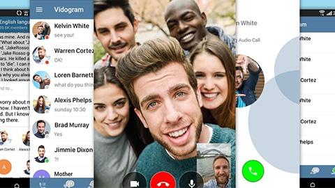Telegram'a Görüntülü Görüşme Özelliği Geldi