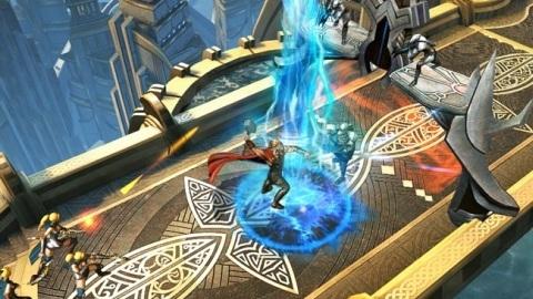 Thor: The Dark World filminin resmi oyunu Android ve iOS için geliyor