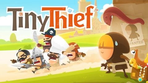 Tiny Thief oyunu Android ve iOS için satışta