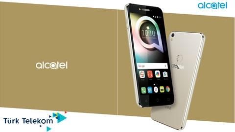 Türk Telekom Alcatel Shine Lite Akıllı Telefon Kampanyası