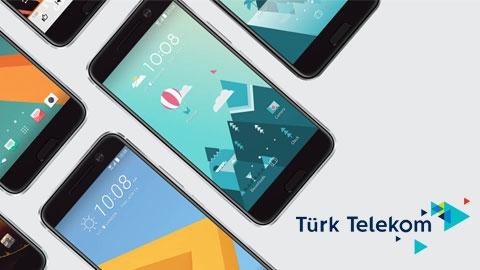 Türk Telekom HTC 10 Cihaz Kampanyası