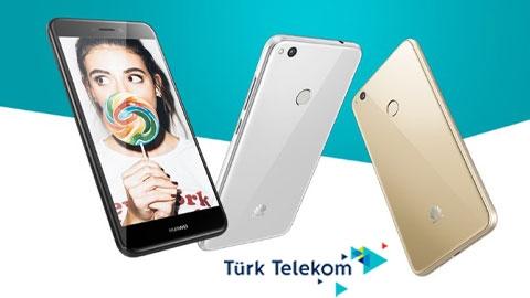 Türk Telekom Huawei Nova Cihaz Kampanyası