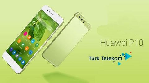 Türk Telekom Huawei P10 Akıllı Telefon Kampanyası