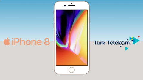 Türk Telekom iPhone 8 256GB Cihaz Kampanyası