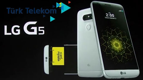 Türk Telekom LG G5 Cihaz Kampanyası