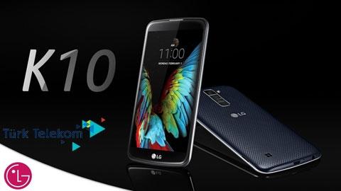 Türk Telekom LG K10 Cihaz Kampanyası