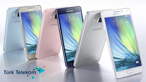 Türk Telekom Samsung Galaxy A5 (2017) Cihaz Kampanyası