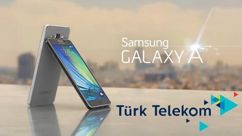 Türk Telekom Samsung Galaxy A5 Cihaz Kampanyası