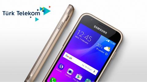 Türk Telekom Samsung Galaxy J1 Mini Cihaz Kampanyası