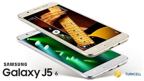 Türk Telekom Samsung Galaxy J5 (2016) Cihaz Kampanyası
