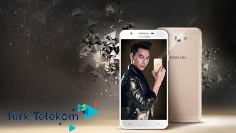 Türk Telekom Samsung Galaxy J7 Prime Akıllı Telefon Kampanyası