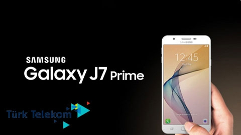 Türk Telekom Samsung Galaxy J7 Prime Cihaz Kampanyası