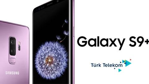 Türk Telekom Samsung Galaxy S9 Plus Cihaz Kampanyası