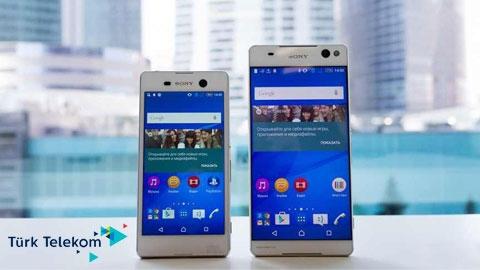 Türk Telekom Sony Xperia M5 Cihaz Kampanyası