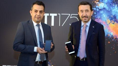 Türk Telekom'dan 175. yıla özel akıllı telefon: TT175