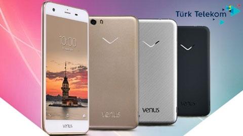 Türk Telekom Vestel Venus V3 5070 Cihaz Kampanyası