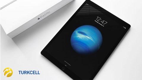 Turkcell 10.5 inç iPad Pro WiFi 64GB Tablet Kampanyası