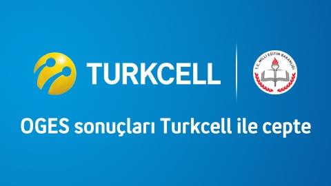 Turkcell Aboneleri OGES ile ilgili bilgilere hemen ulaşabilecek