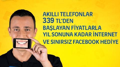 Turkcell akıllı telefon festivali başladı
