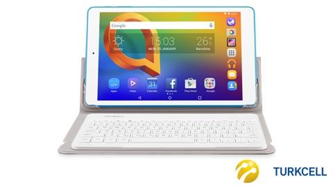 Turkcell Alcatel A3 10'' WiFi Tablet Kampanyası